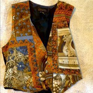 Ornate vest!